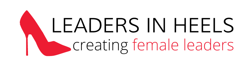 Leaders in Heels logo - wide